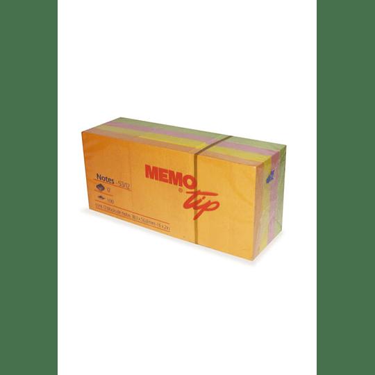 MEMOTIP53NEON 38x51.288UN100HJ