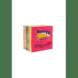 MEMOTIP54NEON 76x76.144UN.100H
