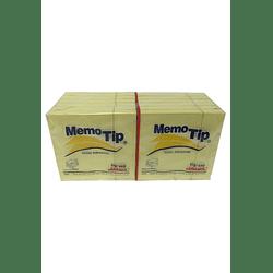 MEMOTIP54AMAR 76x76.ZIGZAG