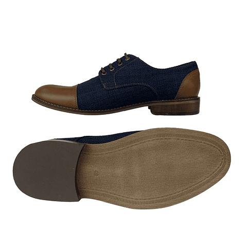 Zapato Azul Miel Z2