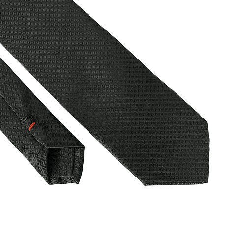 Corbata C14 NEGRO ( 55 )