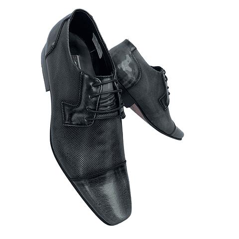 Zapato Z2 Repujado Gris (33)