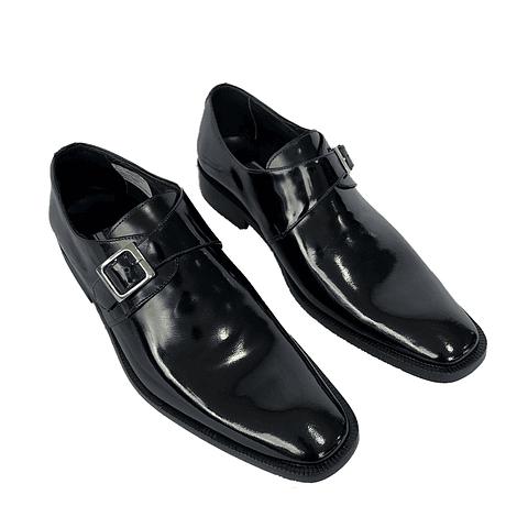 Zapato Z2 Mocasín Hebilla Negro (55)