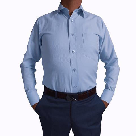 Camisa Dc4 Azul (5)