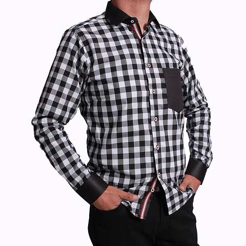 Camisa Dc5 Blanco-Negro (15)