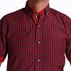 Camisa Dc5 Rojo Azul (126)
