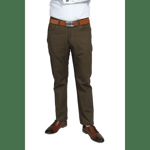 Pantalón J2 Verde Hoja Seca (130)