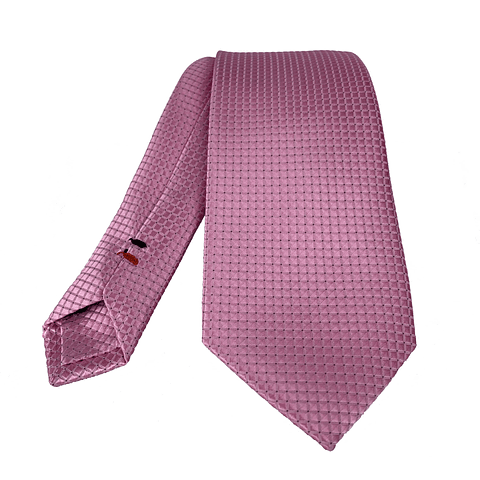 Corbata Rosada c14