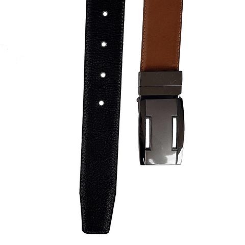 Cinturón Miel Negro F3
