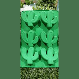 Molde cactus 100 gra Apróx