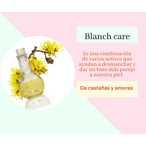 Blanch care