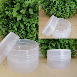 Envase crema elegante 100 y 60 grs