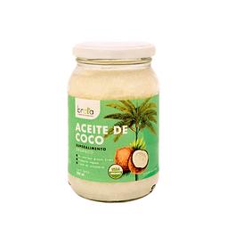 Aceite Coco Extra Virgen Orgánico 500 grs Brota