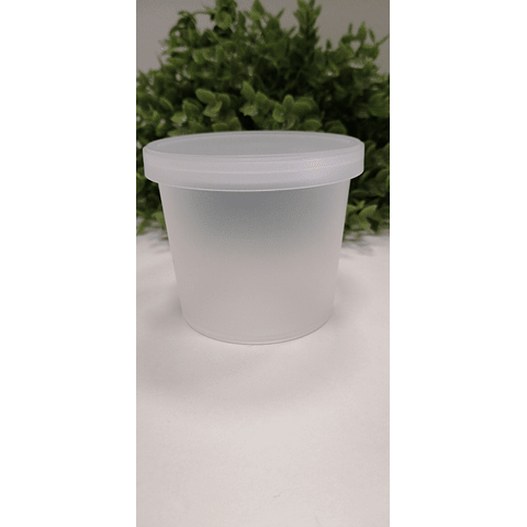 Envase pet 60 grs transparente