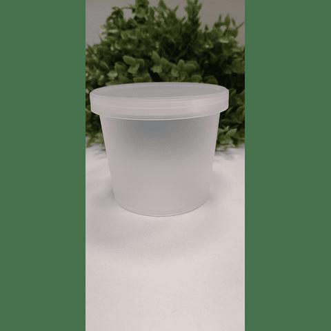 Envase pet 100 grs transparente