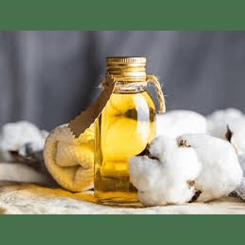 Aceite de algodón puro prensado 100 % natural!!