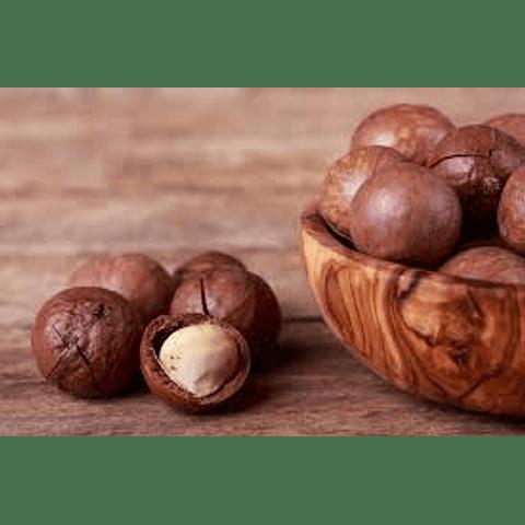 Manteca de macadamia