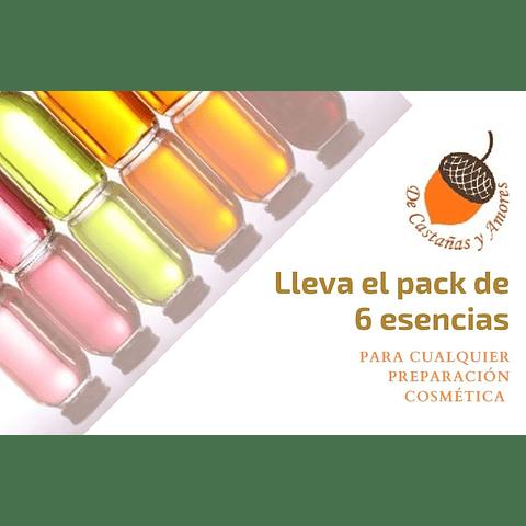 Pack 6 esencias