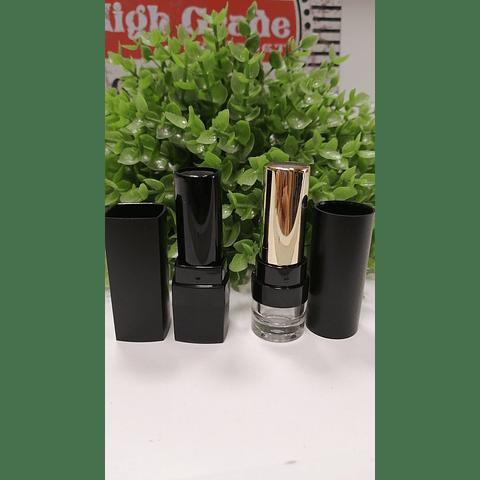 Envase labial elegant 2 modelos