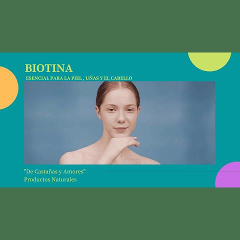 Biotina USP
