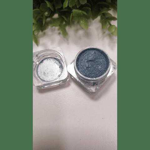 Pigmento 1-DYC Gris azulado brillante
