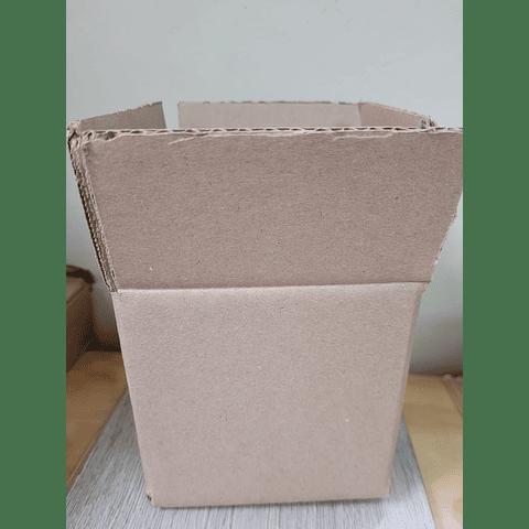 Cajita cartón duro pequeña
