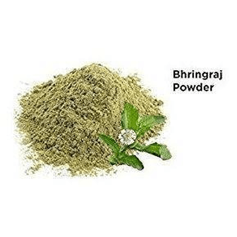 Polvo ayurvédico bhringraj