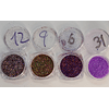 Glitter o purpurina cosmética