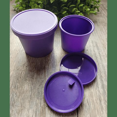 Envase moradoMorita de 100 y 60 grs