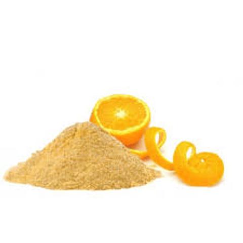 Naranja en polvo