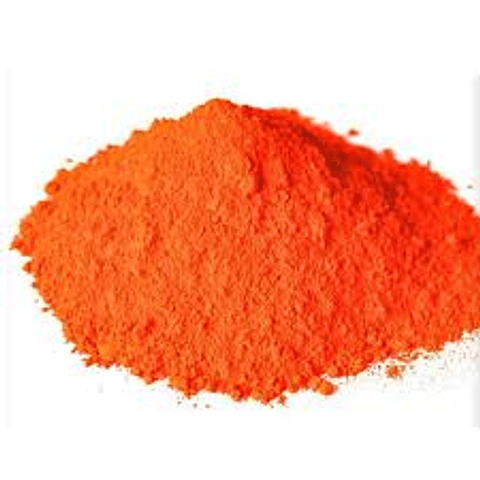 Pigmento Naranja