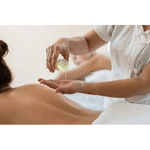 Aceites de masaje variedades