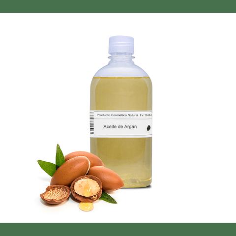 Aceite de argán ECOCERTIFICADO Bio y comestible