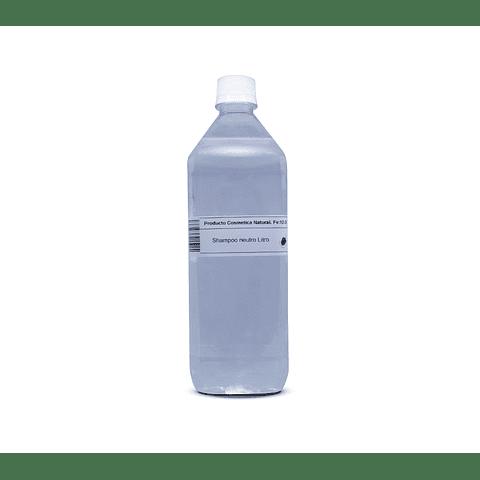 Base de Shampoo vegetal y Biodegradable