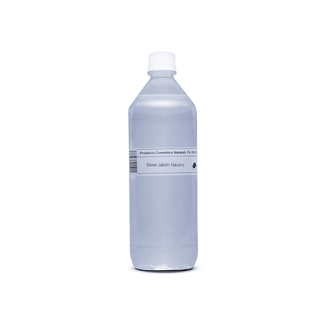 Base Jabón líquido neutro