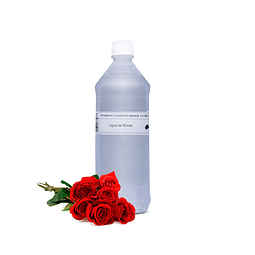 Agua de Rosas ( hidrolato rosa damascena)