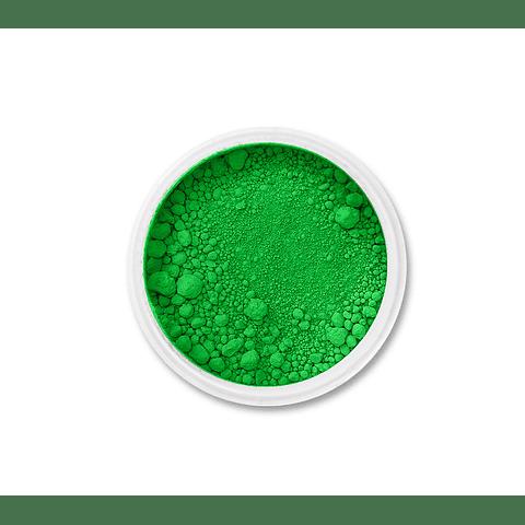 Pigmento Verde Oscuro