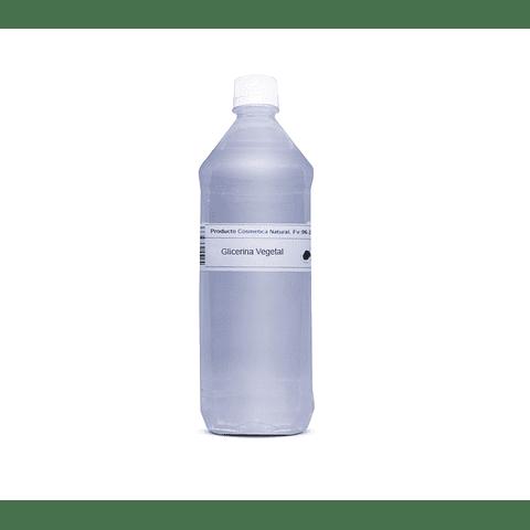 Glicerina líquida vegetal (Cert. KOSHER)