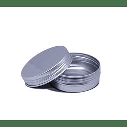 Envase metálico 15, 30, 60 y 100  gr