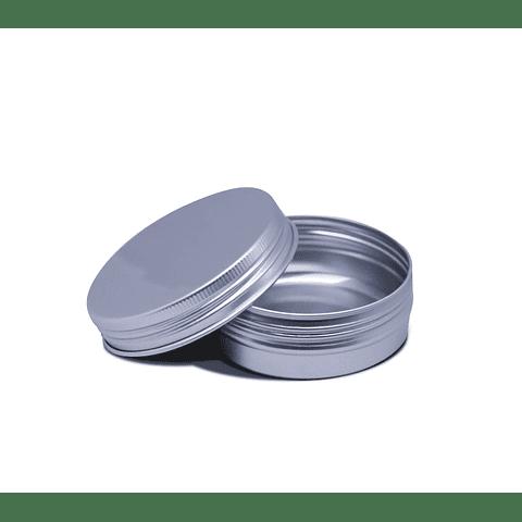 Envase metálico 10, 15, 30, 60 y 100  gr