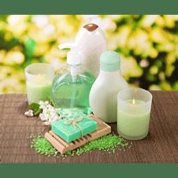 Jabones líquidos para ducha o lavamanos tomillo o almendra con un toque de  arrayán