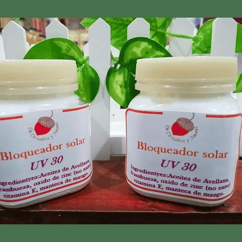 Bloqueador solar
