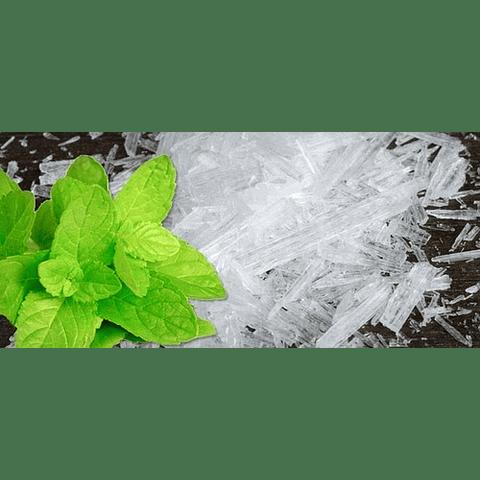 Cristal mentol