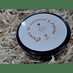Crema de Avellana y Pepino