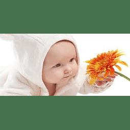 Aromaterapia spray para niños y bebés