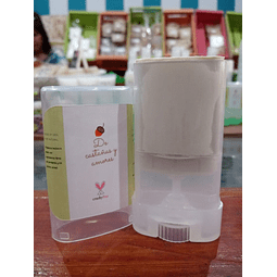 Desodorante en barra