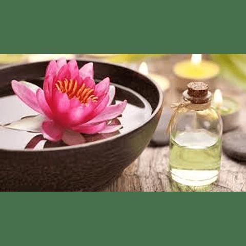 Aceite esencial de Flor de Loto rosado