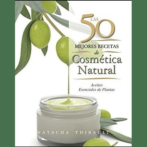 Libro las 50 mejores recetas de cosmética