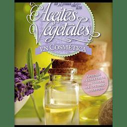 Libro Aceites vegetales en cosmética
