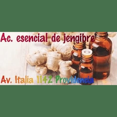 Aceite Esencial Jengibre
